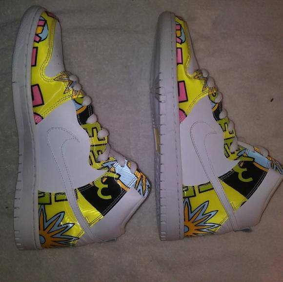 low priced 763fa 5372e Nike dunk high PRM DLS SB QS sz US 11. M 5a3d383ba6e3ea76680206c9